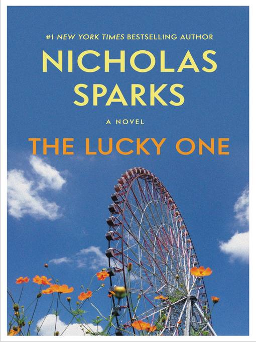 Title details for The Lucky One by Nicholas Sparks - Wait list